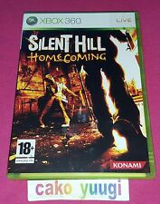 SILENT HILL HOMECOMING XBOX 360 TRES BON ETAT VERSION FRANCAISE
