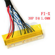 FI-X Series LVDS Cable 30 Pin 1 Channel 8-Bit For 18.5″ WXGA 1366x768 LCD Panel