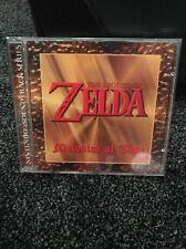 The Legend Of Zelda Melodies Of Time Promo Cd Nintendo