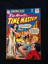 Showcase, #21, Aug. 1959, 2nd App. Rip Hunter