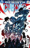 Cyborg #10 COVER B Variant DC Comics Rebirth 1ST PRINT
