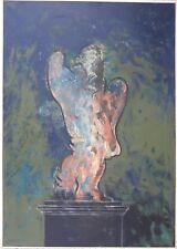 Tano FESTA (Roma 1938-1988) Bernini Acrilico su tela 100x70 anno 1979 ARCHIVIATA