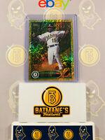 2012 Topps Jemile Weeks #640 Gold Refractor Baseball Card NM/M MINT