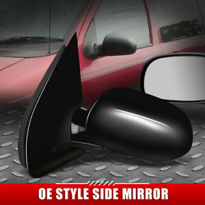 FOR 03 FORD WINDSTAR OE STYLE POWERED ADJUSTMENT DRIVER LEFT SIDE DOOR MIRROR