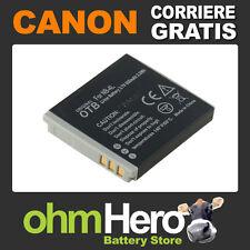 NB-4L Batteria Alta Qualità per Canon Digital IXUS Wireless (JP1)