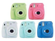 Fotocamera Istantanea FujiFilm Fuji Instax Mini 9 (disponibile in 5 colori)