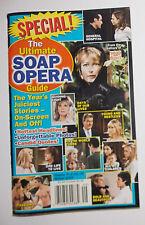 Soap Opera Guide Winter 2005 Full Magazine Back Issue Digest Daytime TV Rare