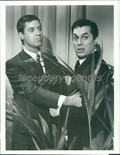 1969 Boeing, Boeing Original Press Photo Tony Curtis Jerry Lewis