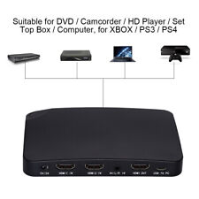 HDMI USB 2.0 Video Capture Card Adapter 1080P HD Recorder Box For PS4 PC STB BOX