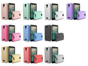 For Wiko LIFE 2 U307AS Slim Lining Hybrid Case Phone Cover