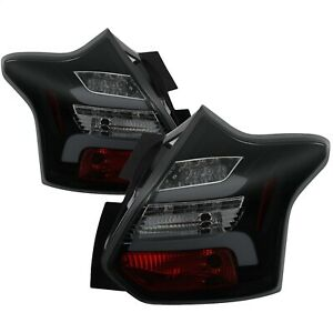 Spyder Auto 5085146 LED Tail Lights Fits 12-14 Focus