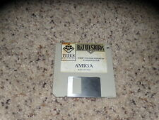 """Battlestorm for the Commodore Amiga on 3.5"""" floppy disk"""