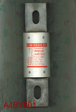 SHAWMUT A4BY601 FUSE FORM 480 600 VOLT 600 AMP A4BY 601
