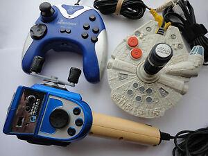 Star Wars Intellivision Bass Fishing Angler Plug & Play Console Bundle TV AV