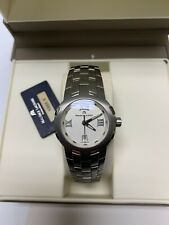 New Maurice Lacroix 79861 Stainless Steel Quartz Ladies With Box And Papers