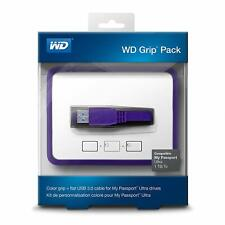 WD Grip Pack for My Passport Ultra 1TB with USB 3.0 Cable Grip Pack 1TB WD