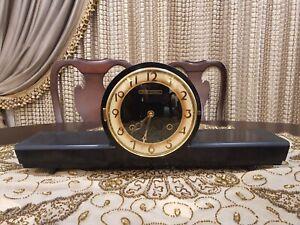 Antique Mantel Clock Rhythm Charmani