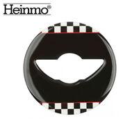 Car Steering Wheel Cover Stickers For Mini Cooper F54 F55 F56 F57 F60 Countryman