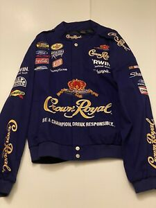 Crown Royal Nascar Jacket Men's 3XL