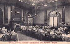 BERGERAC salle de la table d'hôte hôtel de londres et des voyageurs
