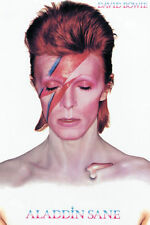 DAVID BOWIE - ALADDIN SANE POSTER - 24 In x 36 In - WRAPPED