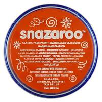 Genuine Snazaroo 18ml Orange Make Up Theatre Fancy Dress