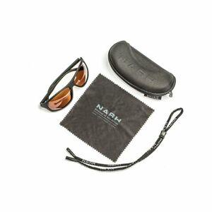 Nash Amber Wraps Polarised Sunglasses C3008