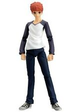 figma 051 Fate/stay night Shirou Emiya Casual ver. JAPAN F/S 6487