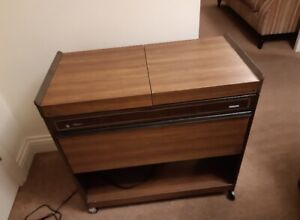 VINTAGE/RETRO PHILIPS HOSTESS TROLLEY All Working