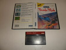Sega Master System Thunder Blade