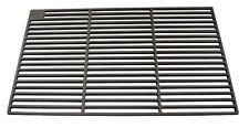 Gusseisen Grillrost 41,5 x 27,5 cm nur 12mm Stababstand für Tepro Toronto u.a.
