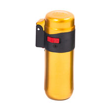 ZENGA FLAME JET ZL1 LIGHTER GOLD COLOR - WINDPROOF - REFILLABLE
