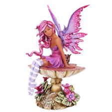Magenta Faery Fairy Figurine Faery Figure Amy Brown faerie statue