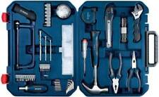 Power Tools Bosch Impact Drill Kit 108 Pieces Accessories Power Hand Brand New