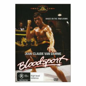 Bloodsport : Jean - Claude Van Damme : NEW DVD