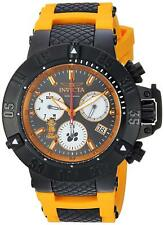 Invicta 24999 Men's Character Collection Chronograph 50mm Black Dial Watch