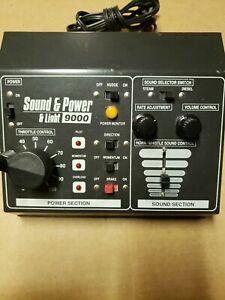 MRC Sound & Power & Light 9000 Hobby Transformer *G*HO*N* - Diesel/Steam
