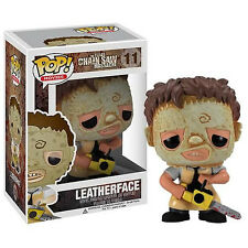 FUNKO POP MOVIES Series 1 TEXAS CHAINSAW MASSACRE LEATHERFACE Figure IN STOCK