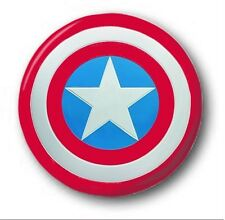 "CAPTAIN AMERICA SHIELD - 25mm 1"" Button Badge - Novelty Cute Avengers"