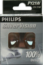 PHILIPS PY21W SILVER VISION Indicator Bulbs