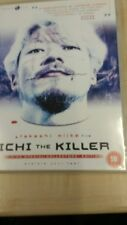 ICHI THE KILLER  DVD  2 DISC NEW BUT NOT SEALED