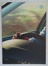 Volkswagen brochure 1999 - Lupo,Polo,Golf,Bora,Passat,Sharan,Beetle,Accessories,