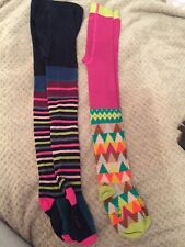 Catimini & Oilily Tights Size 3-4 Years New