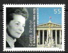 Österreich Nr.2880 ** Grete Rehor 2010, postfrisch