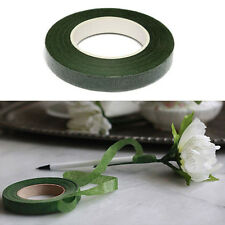 Wire Plastron Office Floral Work Resealable Tape Wrap Xmas Elastic