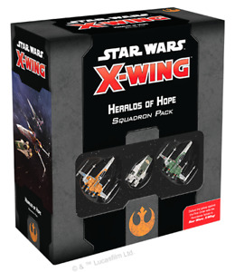 Star Wars X Wing: Heralds of Hope Squadron Pack