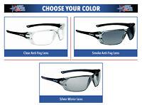 Bolle Prism Safety Glasses & Sunglasses Work Eyewear Choose Lens Color