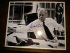 President Gerald Ford signed black and white 8x10