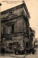 CPA Narbonne Maison des Trois Nourrices (618108)