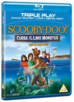 Nuovo Scooby Doo - Curse Of The Lake Monster Blu-Ray + DVD
